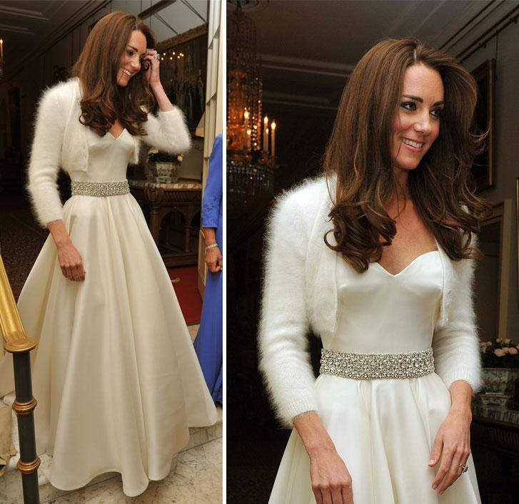 Royal Wedding Wear Crossword : Royal wedding recap alexis dishes on the dress es inspiration