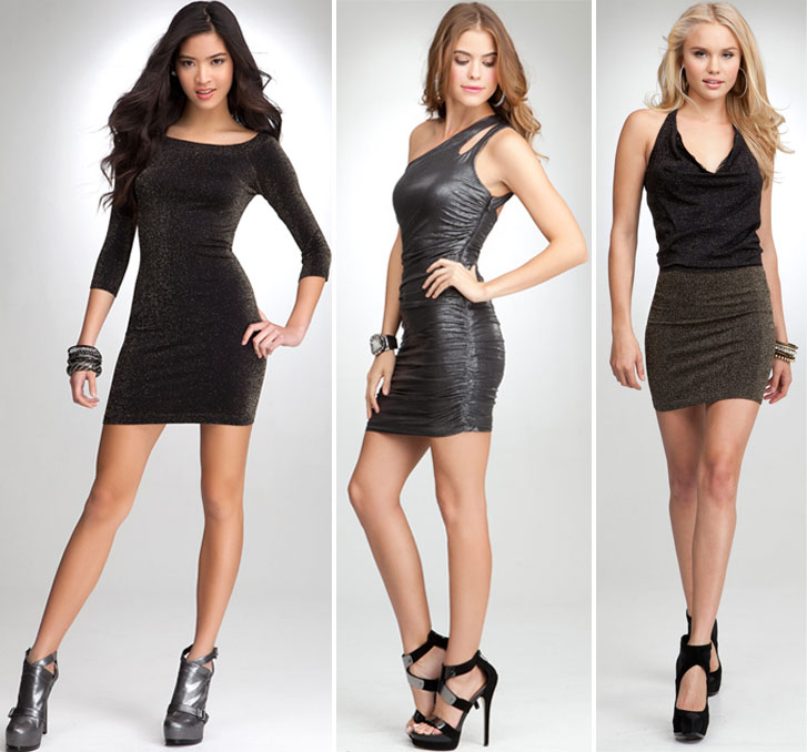 party dresses - Stylust - The Official bebe Blog