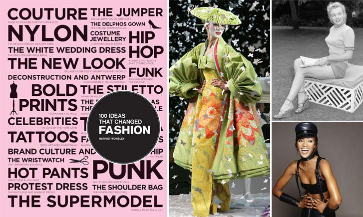 books ideas changed fashion harriet worsley