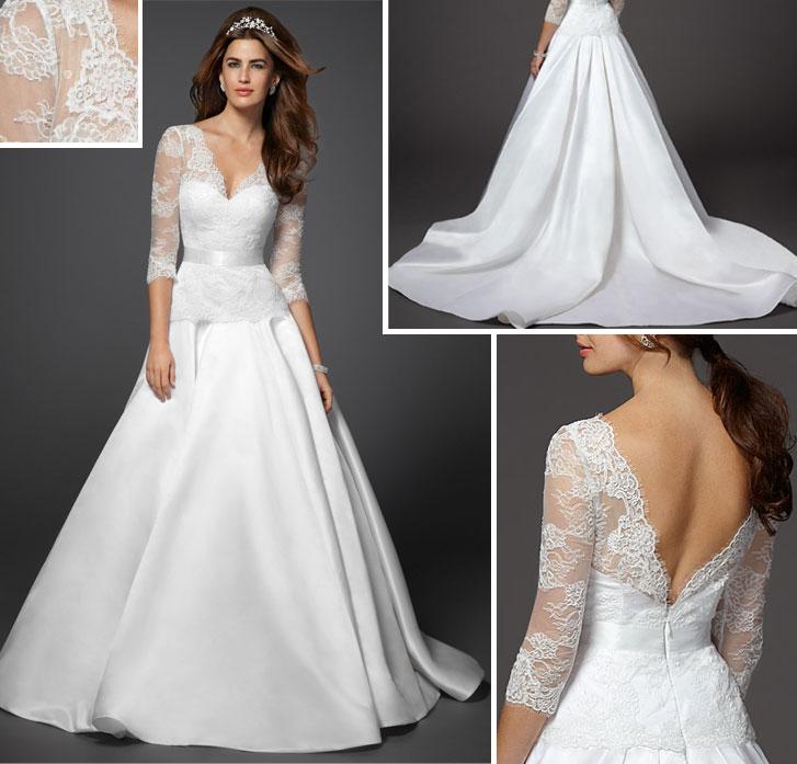 Bebe Wedding Dresses: Lookbook: The Rami Kashou For Bebe Bridal Collection