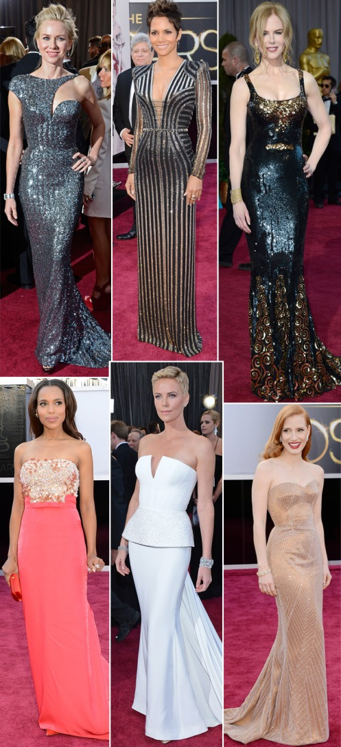 STYLUST-bebe-The-Oscars-2013
