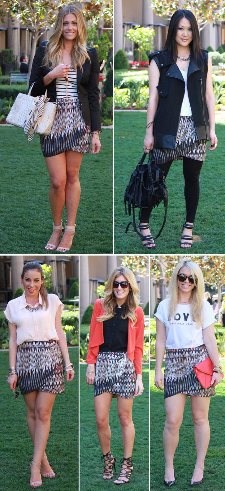 Bebe-Girls-Who-Lunch-Print-Tulip-Skirt
