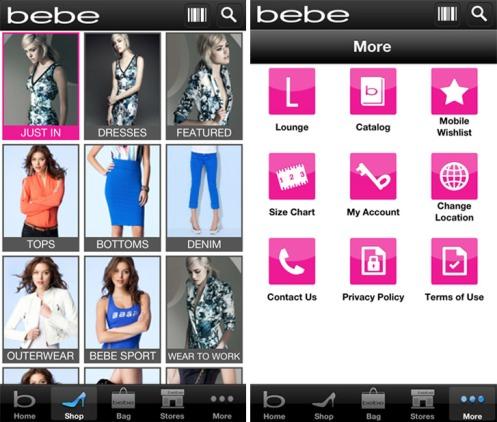STYLUST-bebe-app