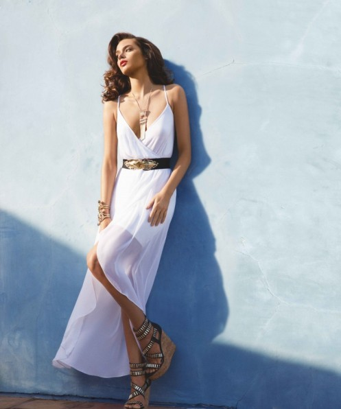 bebe Spring Untamed Lookbook