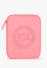 pink bebe ipad case