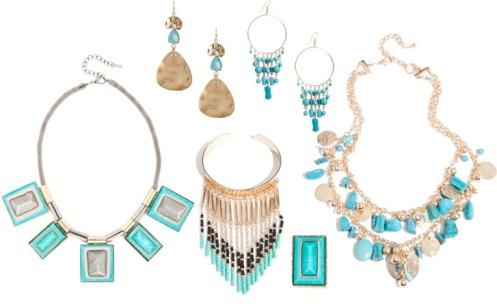 STYLUST-bebe-Torquoise-Jewelry