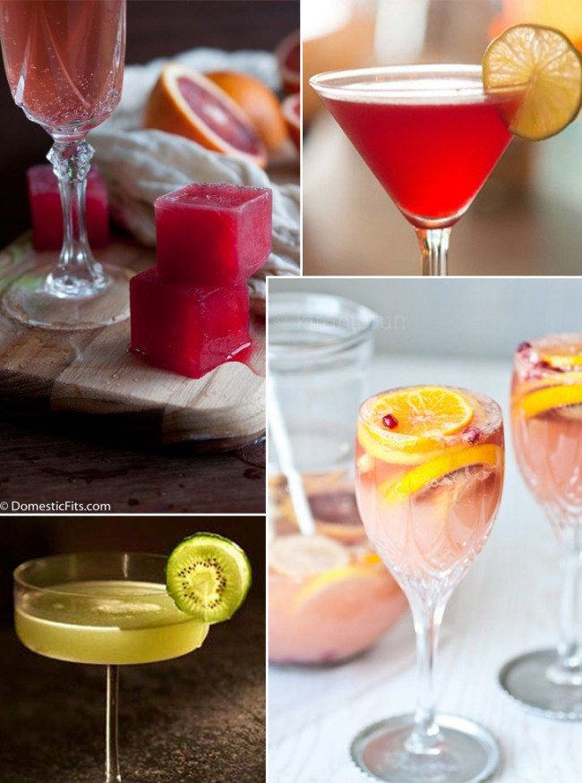 4 Delicious Spring Cocktail Recipes We Found on Pinterest